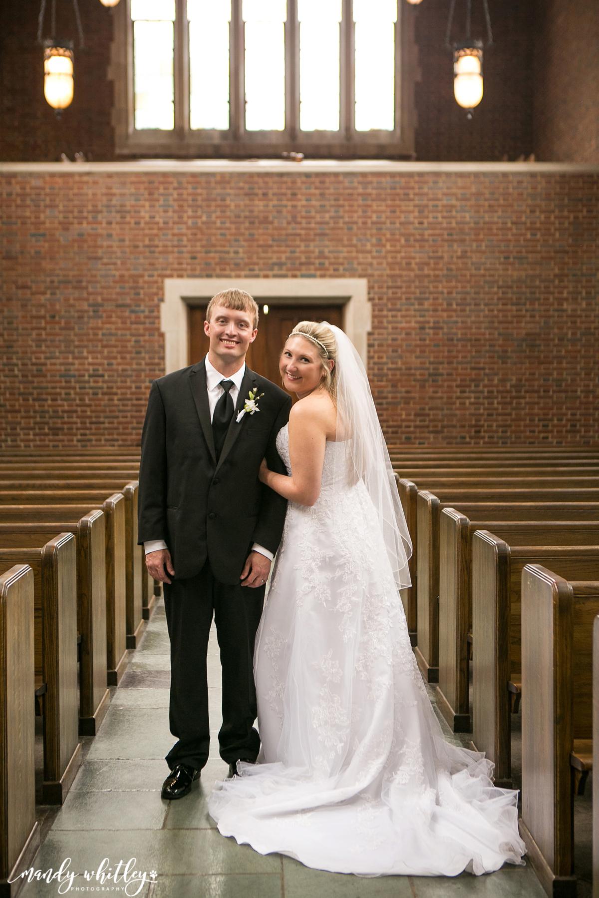 Scarritt Bennett wedding photos