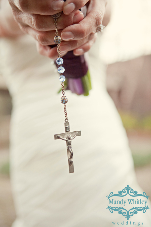 Christ the King Church Nashville Wedding Photographer