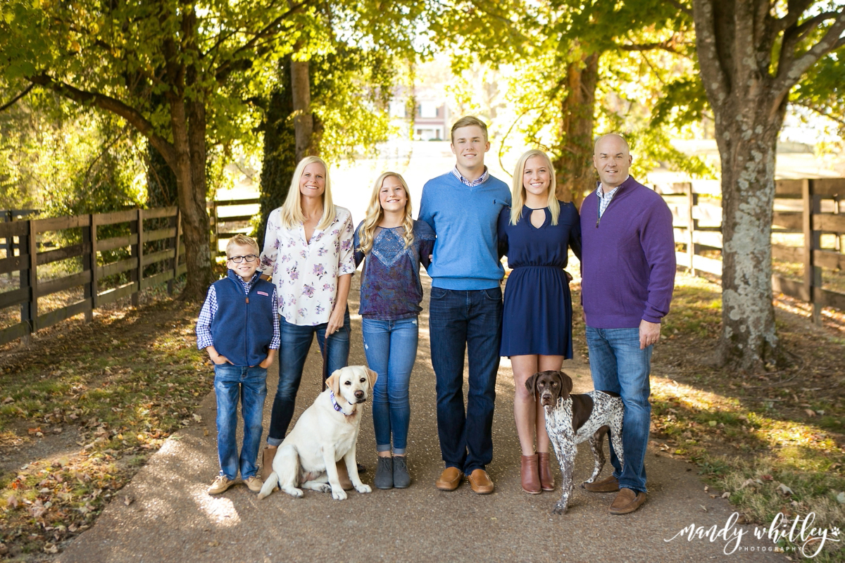 nashville family photographer pet photographer