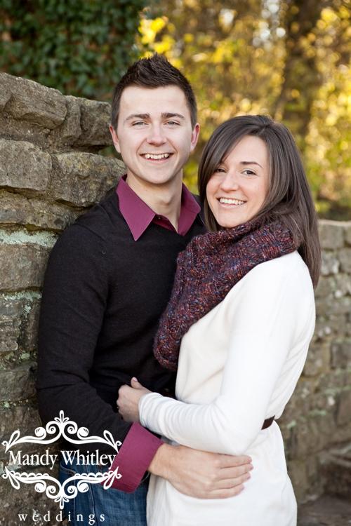 Percy Warner Park Engagement Session Nashville Wedding Photographer