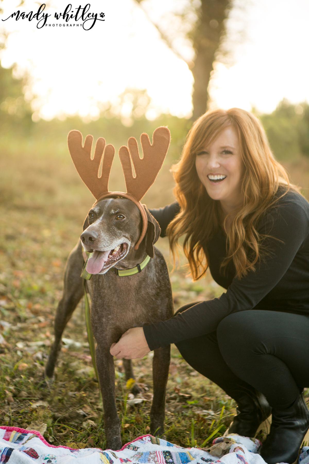 Pet Photographer Portrait Session Nashville
