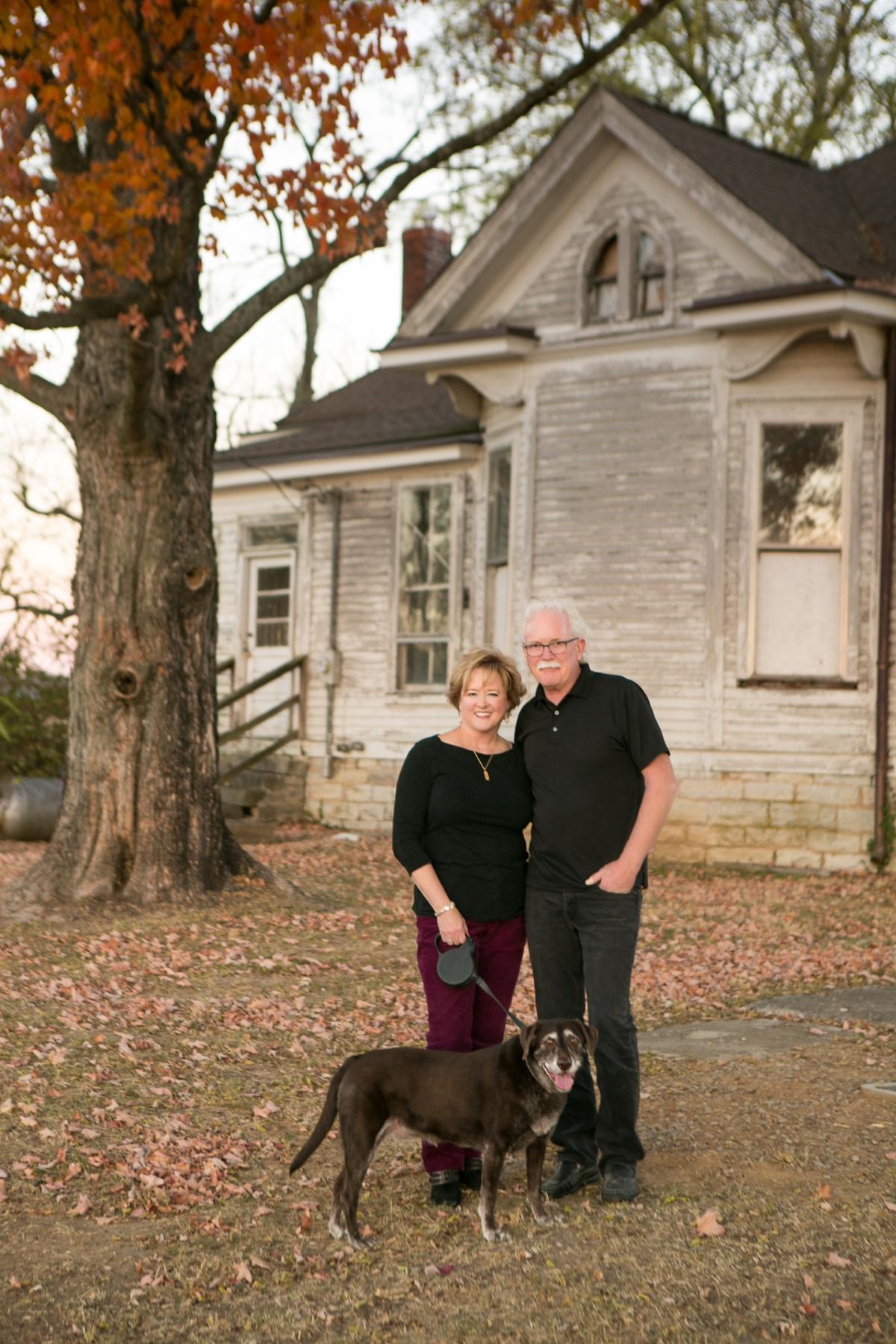 Family Photos with Pets | Nashville Dog Photographer