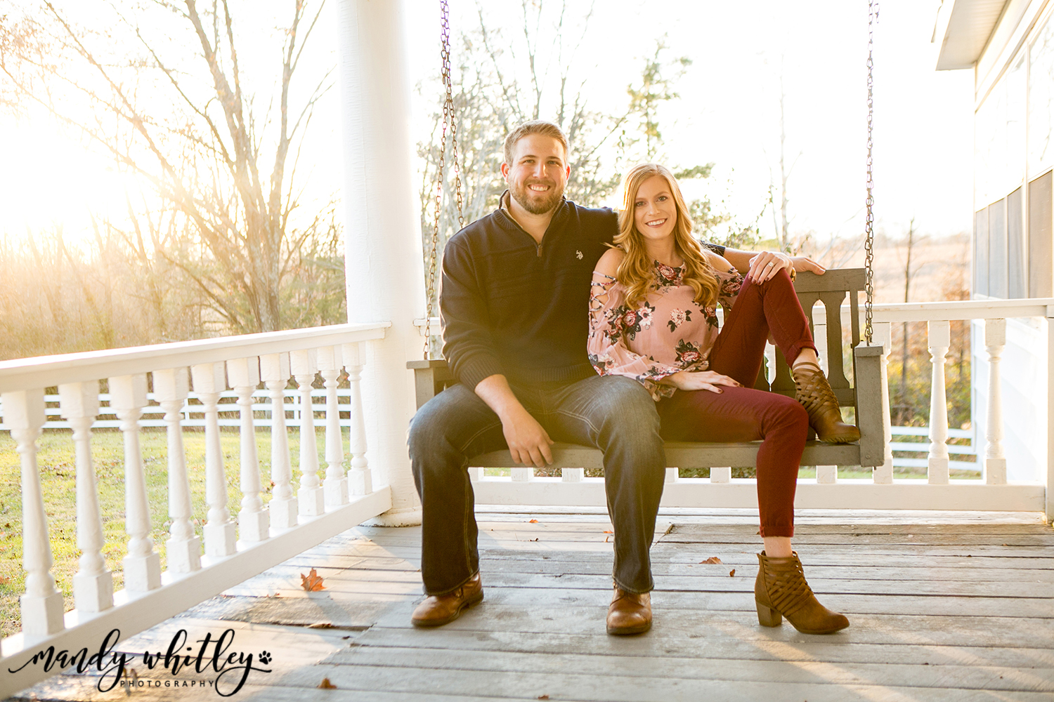 Mandy Whitley Wedding Photographer in TN