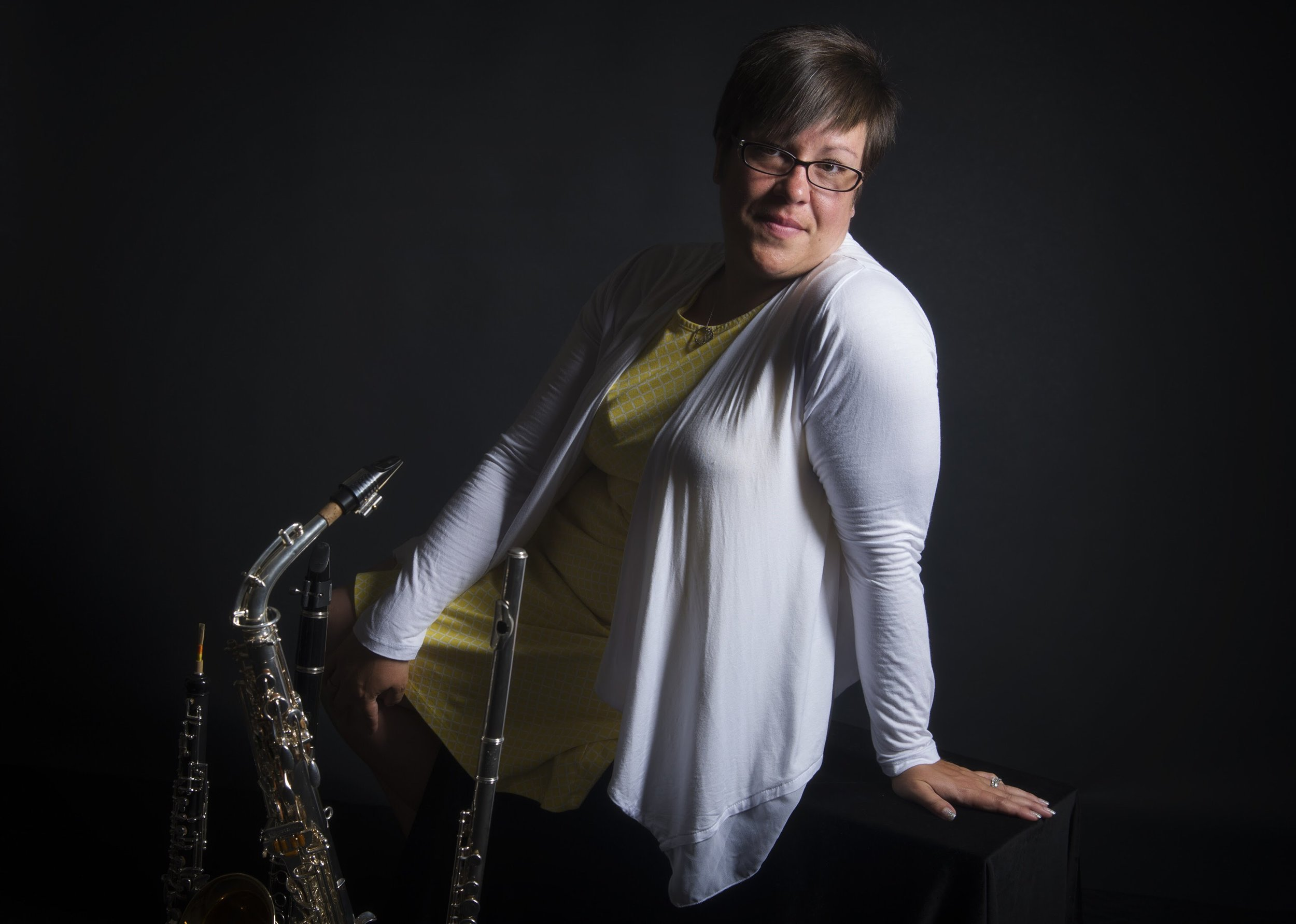 - Misty Theisen, Woodwinds Instructor