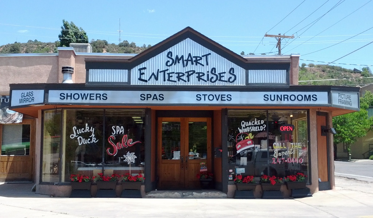 Smart Enterprises - 1400 Main Ave in Durango, Colorado