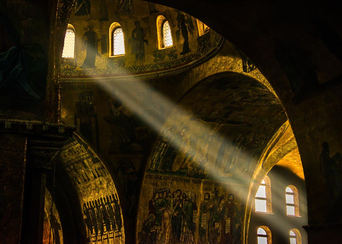 Illumination of San Marco