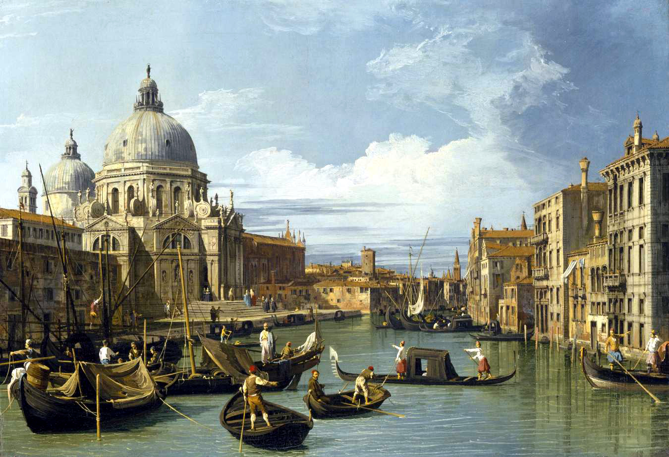 Canaletto - 1730