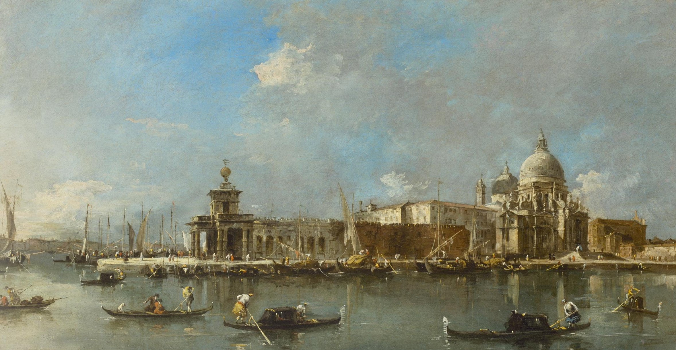 Francesco Guardi – circa 1785