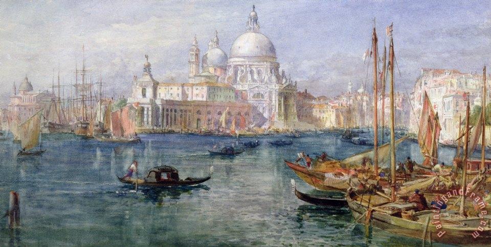 Edward Angelo Goodall circa 1900