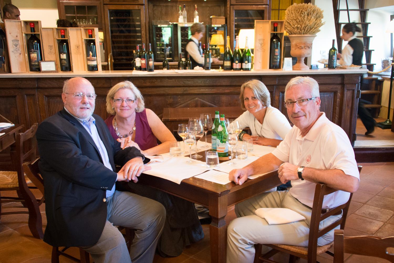 Steve, Ellen, Debbie & Scott