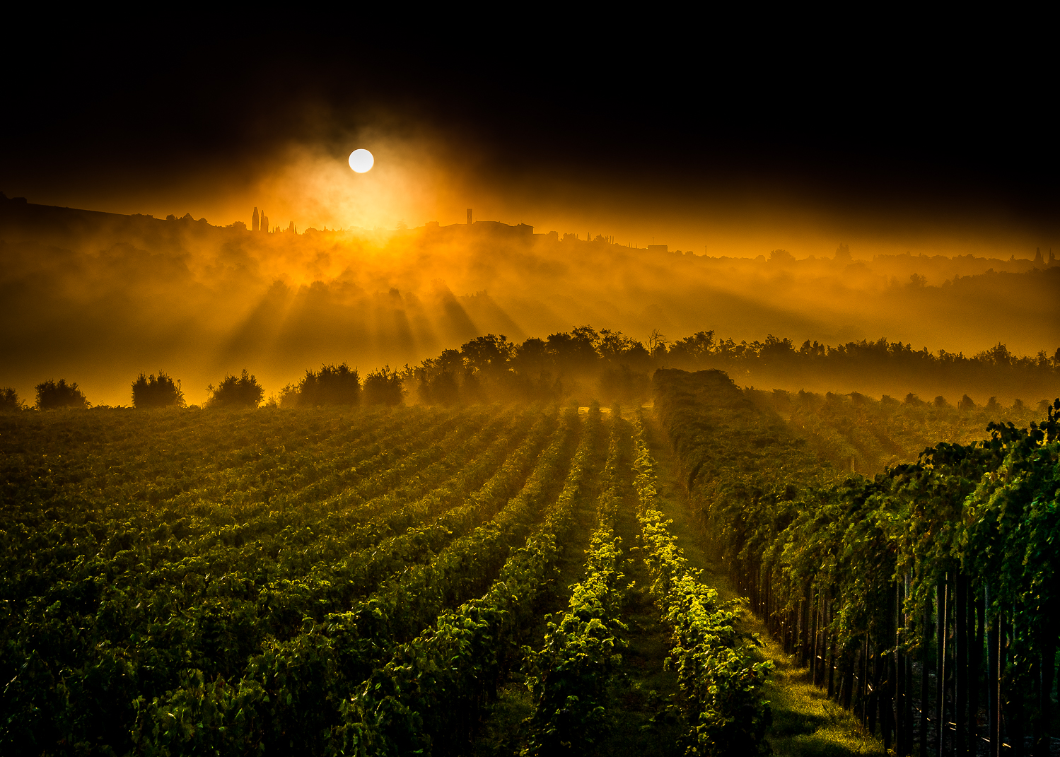 San Felice Sunrise