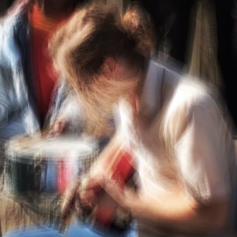 I spent time in your Lynn's this past weekend with my wife and in-laws. We had a great time. Lots of great music and food. I used my slow shutter speed app to take a few pictures of street musicians.