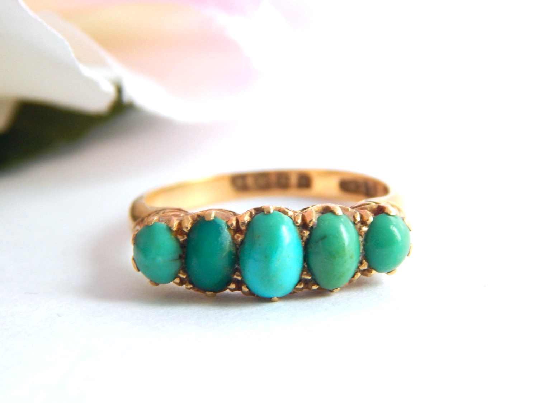 Vintage Victorian Ring from  WatsonsAttic