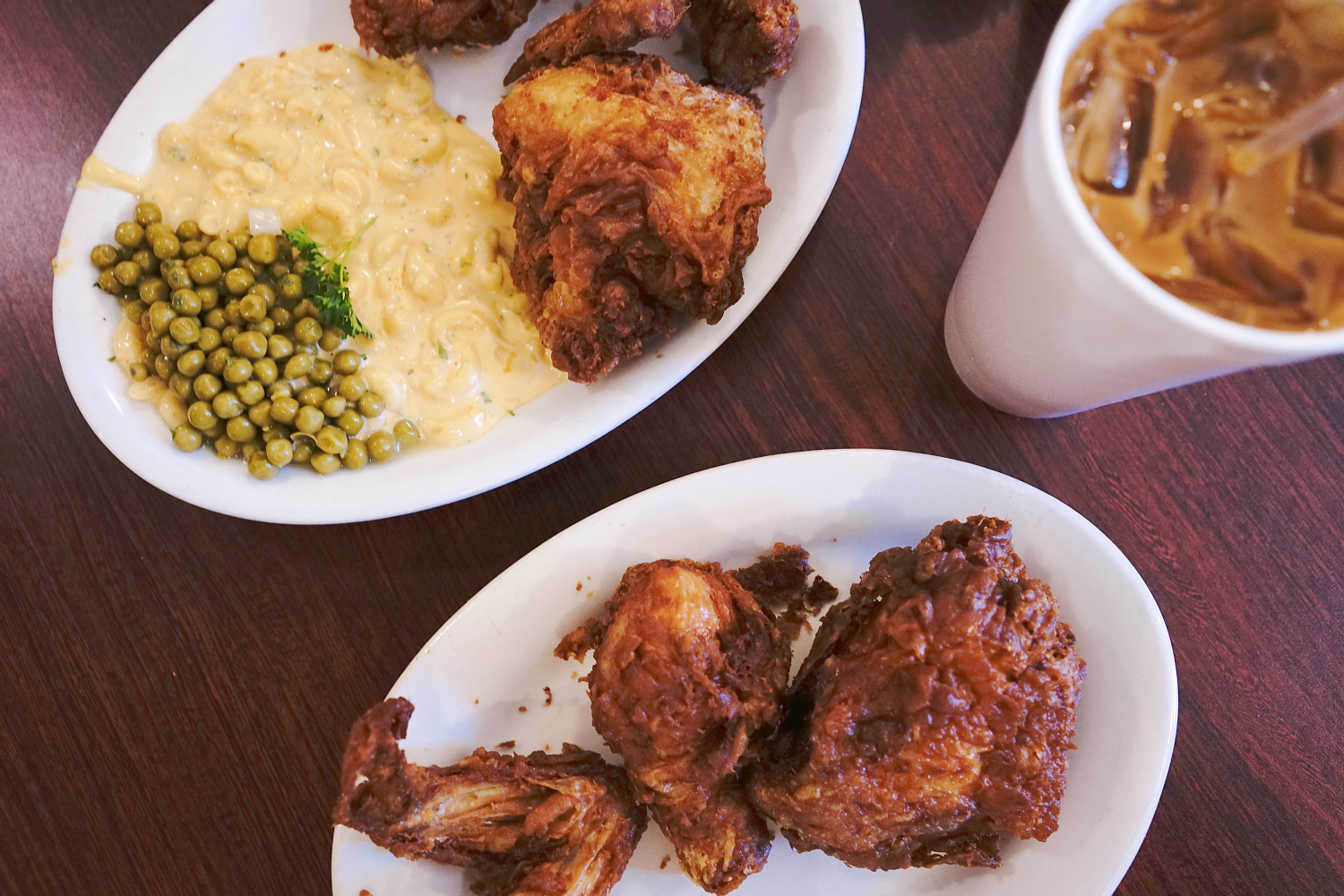 America's Best Fried Chicken at Willie Mae's Scotch House