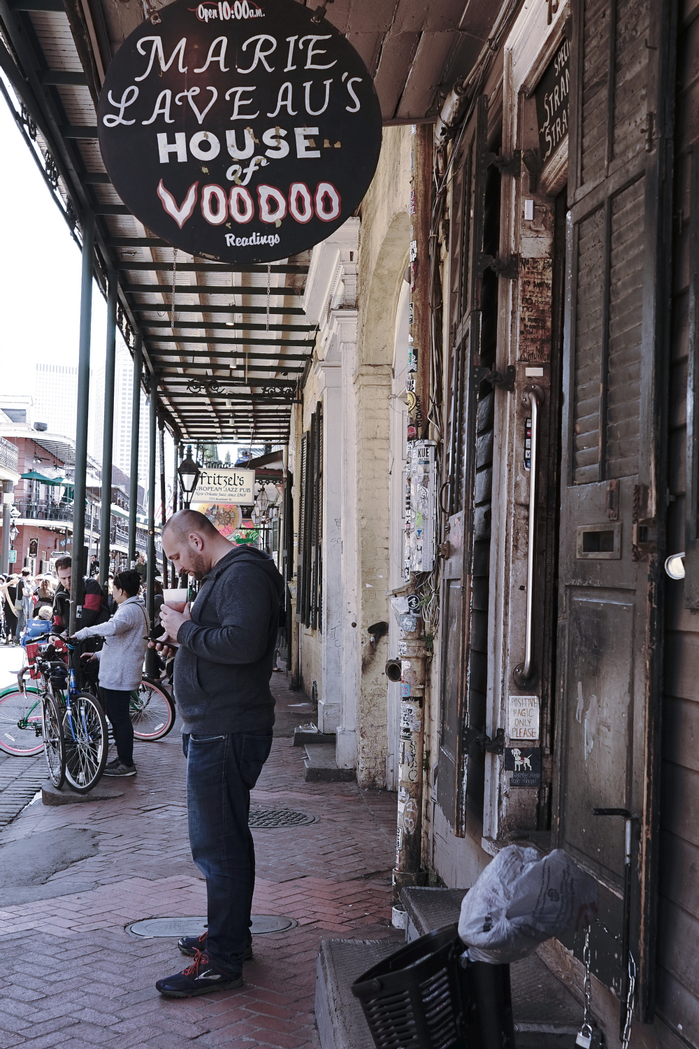 Marie Laveau's House of Voodoo