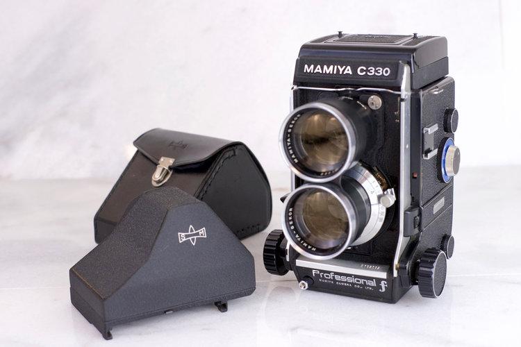 Medium Format — F Stop Cameras