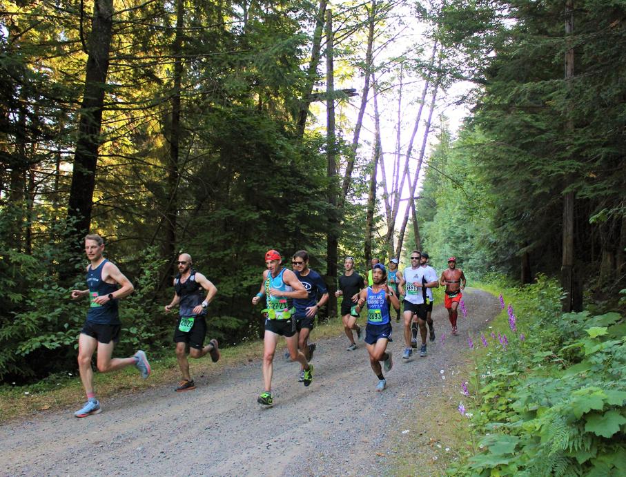 Jack & Jill's Downhill Marathon & Half