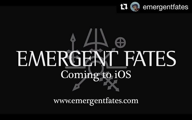 This SATURDAY JULY 27 at 3PM EDT…  A glimpse at what you've long been waiting for…  Witness the LIVE PREMIERE of the OFFICIAL ANNOUNCEMENT TRAILER for @emergentfates!  Coming to iOS in 2019  https://www.youtube.com/watch?v=ql2SHy7AfQY   #indie #iOS #gamedev #indiedev #indiegames #indiegamedev  #toronto #torontoart #rpg #jrpg #iosgames #iosrpg #announcement #premiere #trailer  #Repost @emergentfates with @get_repost