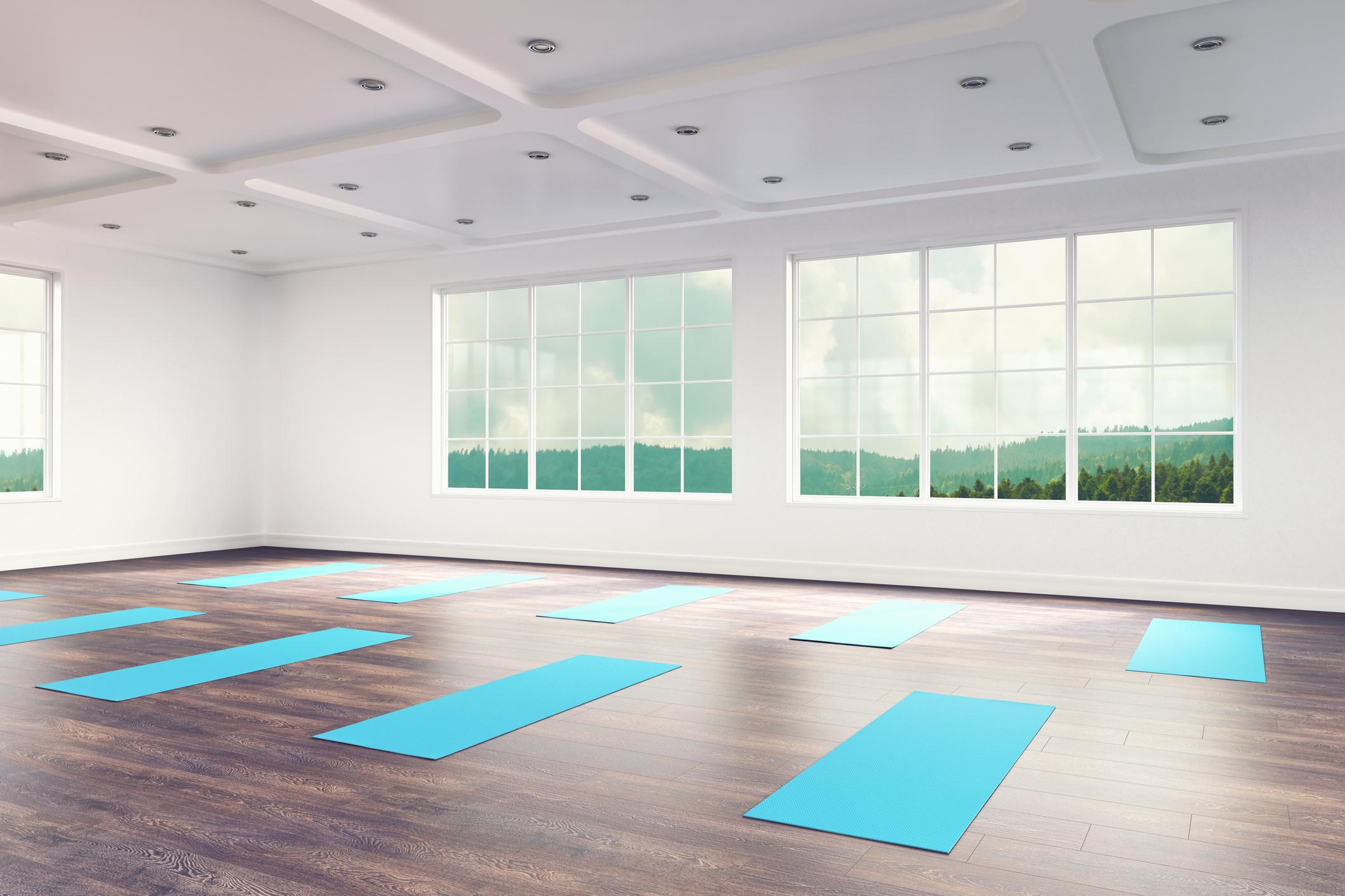 Corporate Calm - Yoga + Meditation