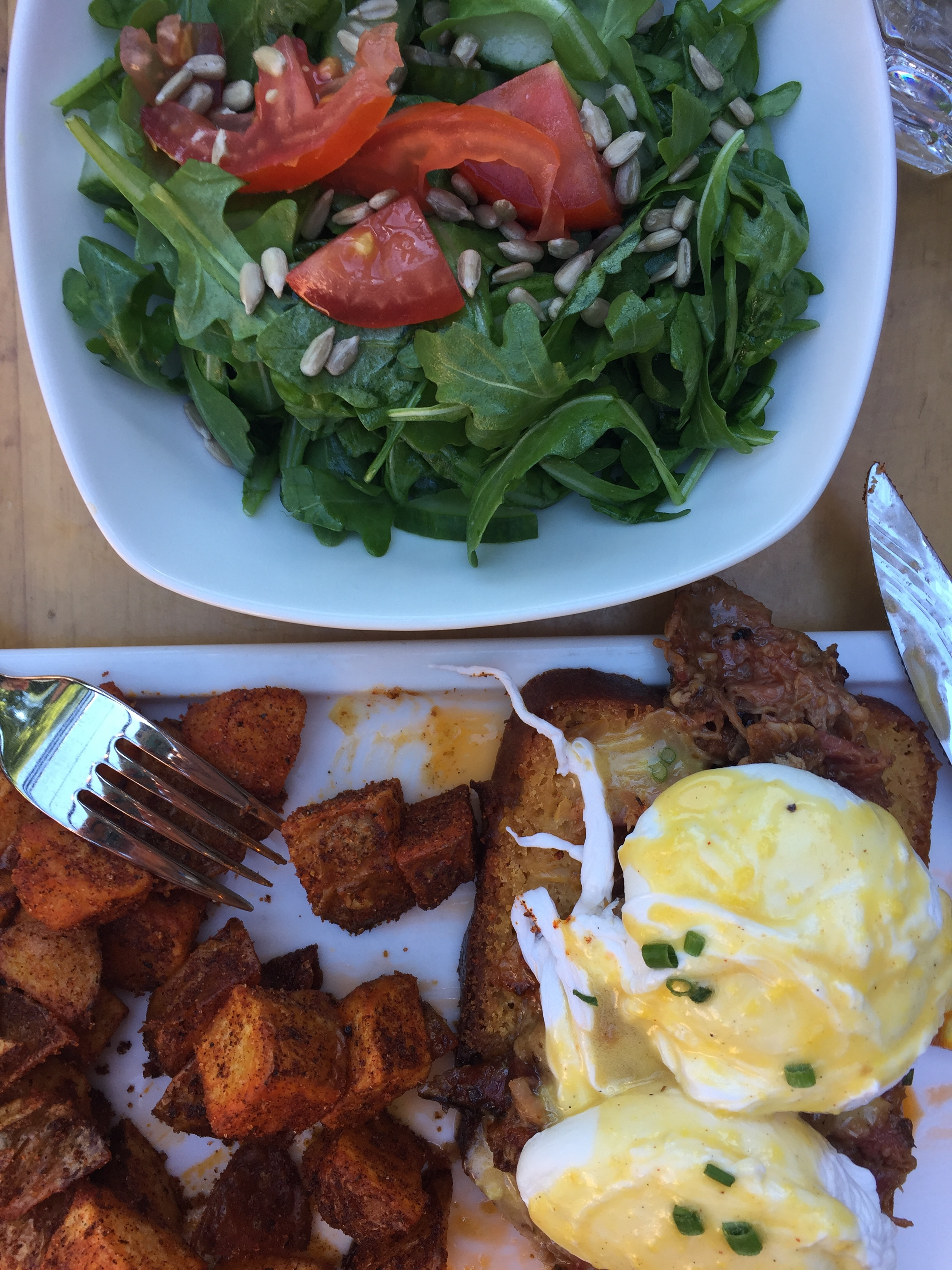 Brunch at Barque Smokehouse