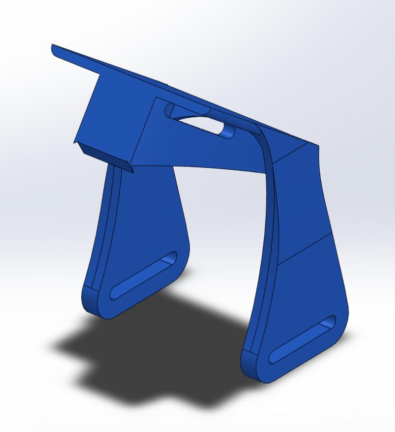 Simple platform for the Mobius/Runcam/Foxeers.