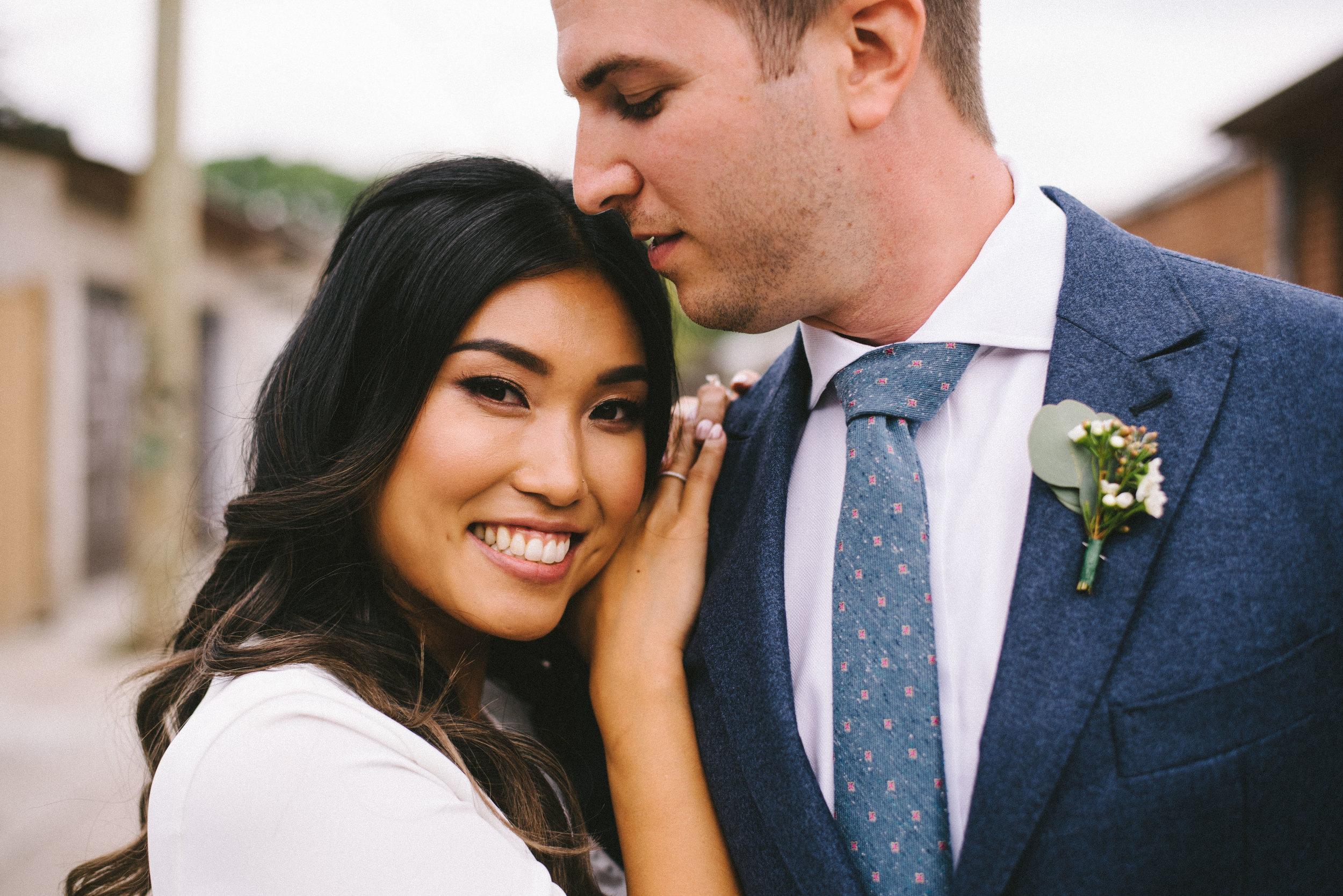 Urban Downtown Toronto Wedding, The Drake Hotel