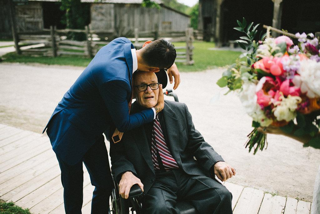 Black Creek Pioneer Village Toronto Wedding Photographer