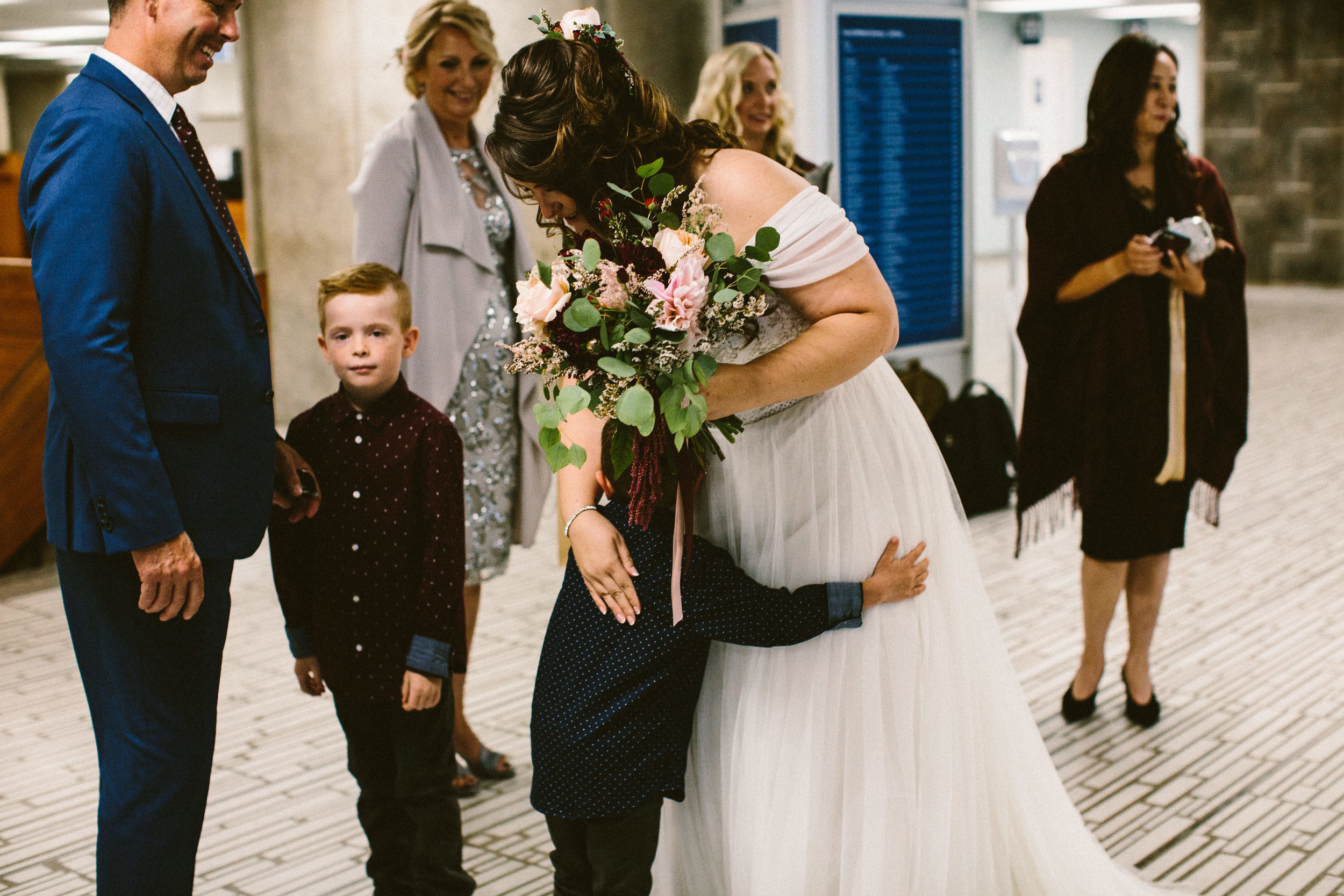 City Hall Downtown Toronto Wedding Photographer