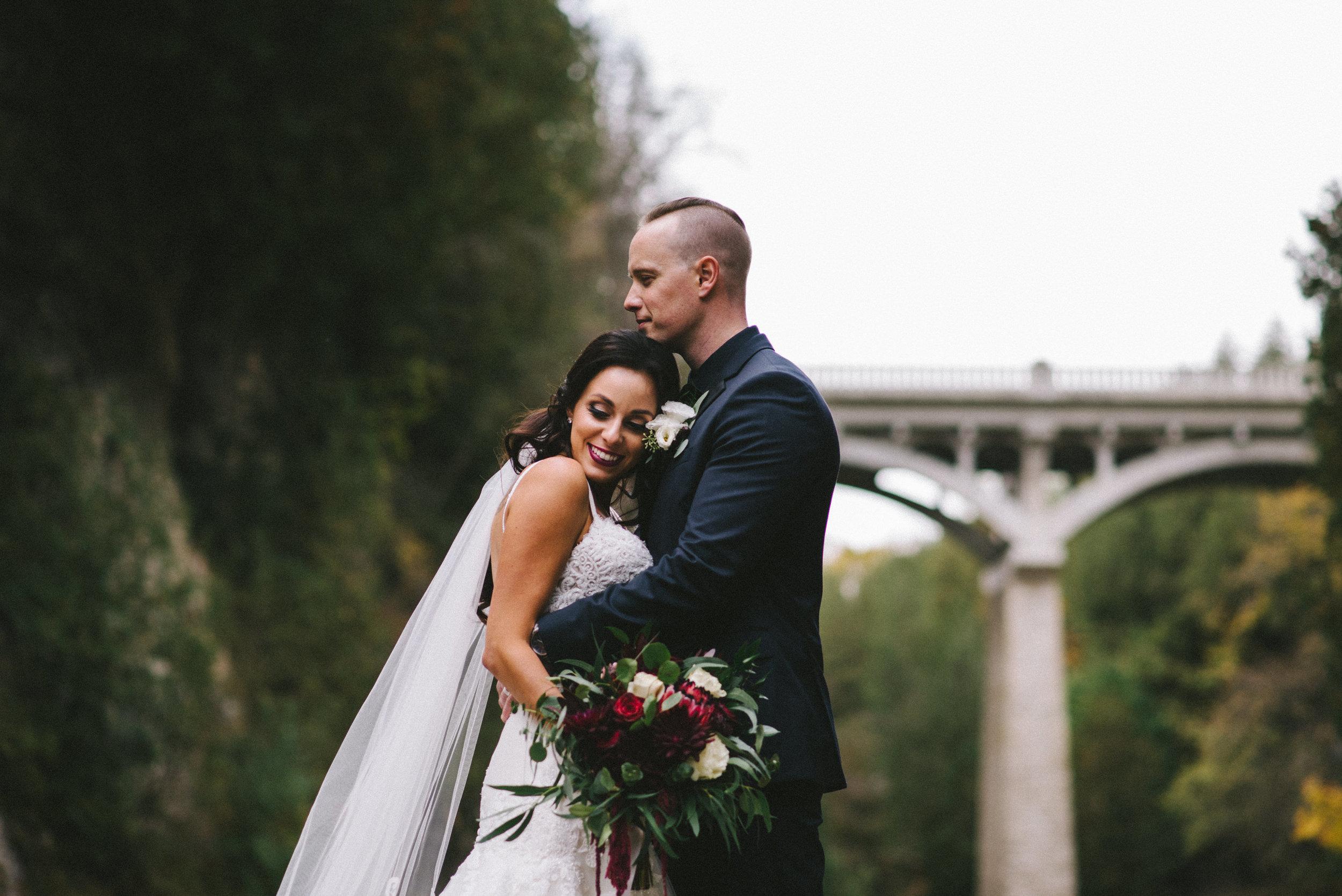 Elora Mills Wedding Photographer