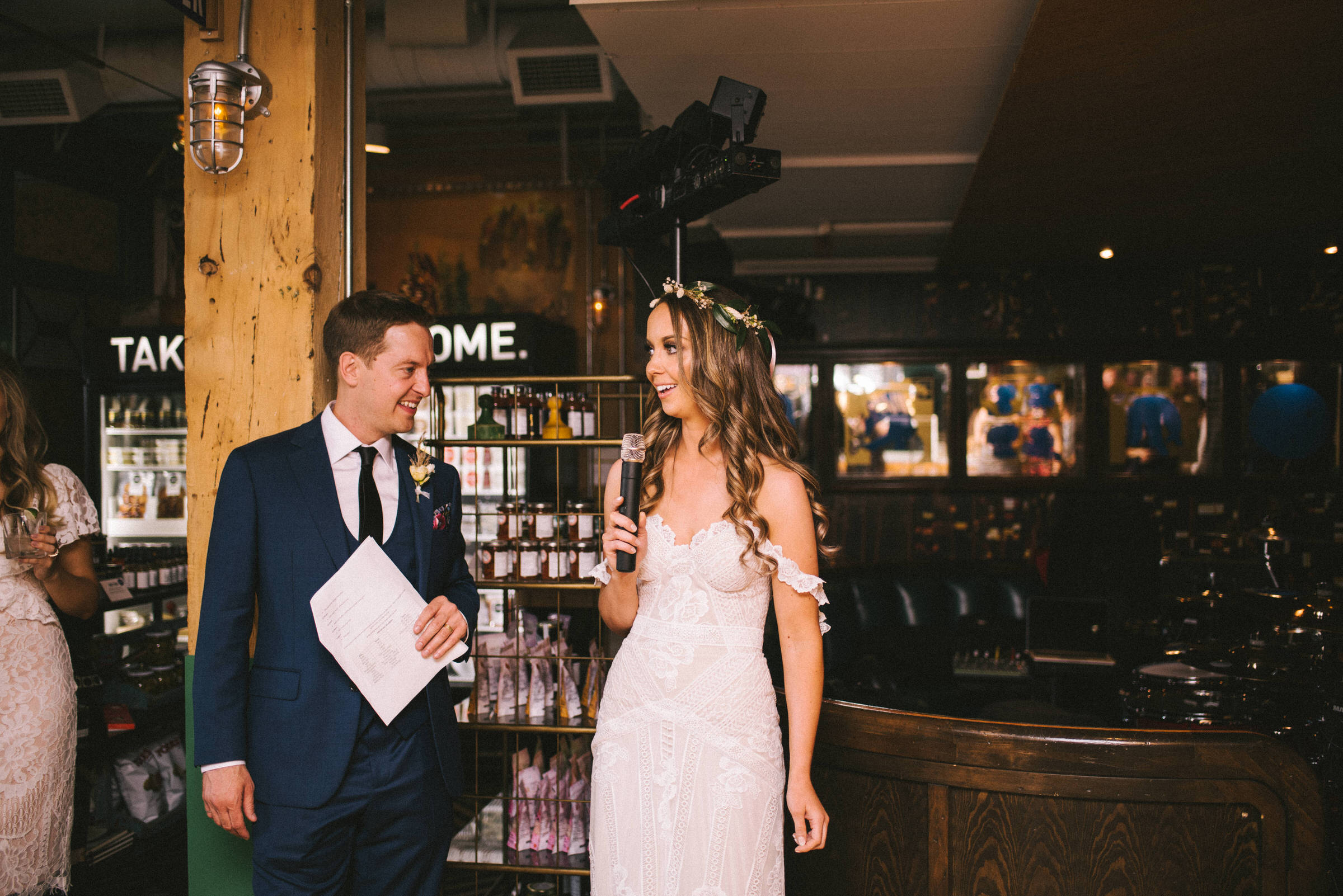 Drake Commissary Wedding Photographer