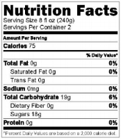 Green Tea 16 oz Nutrition label 2017.jpg