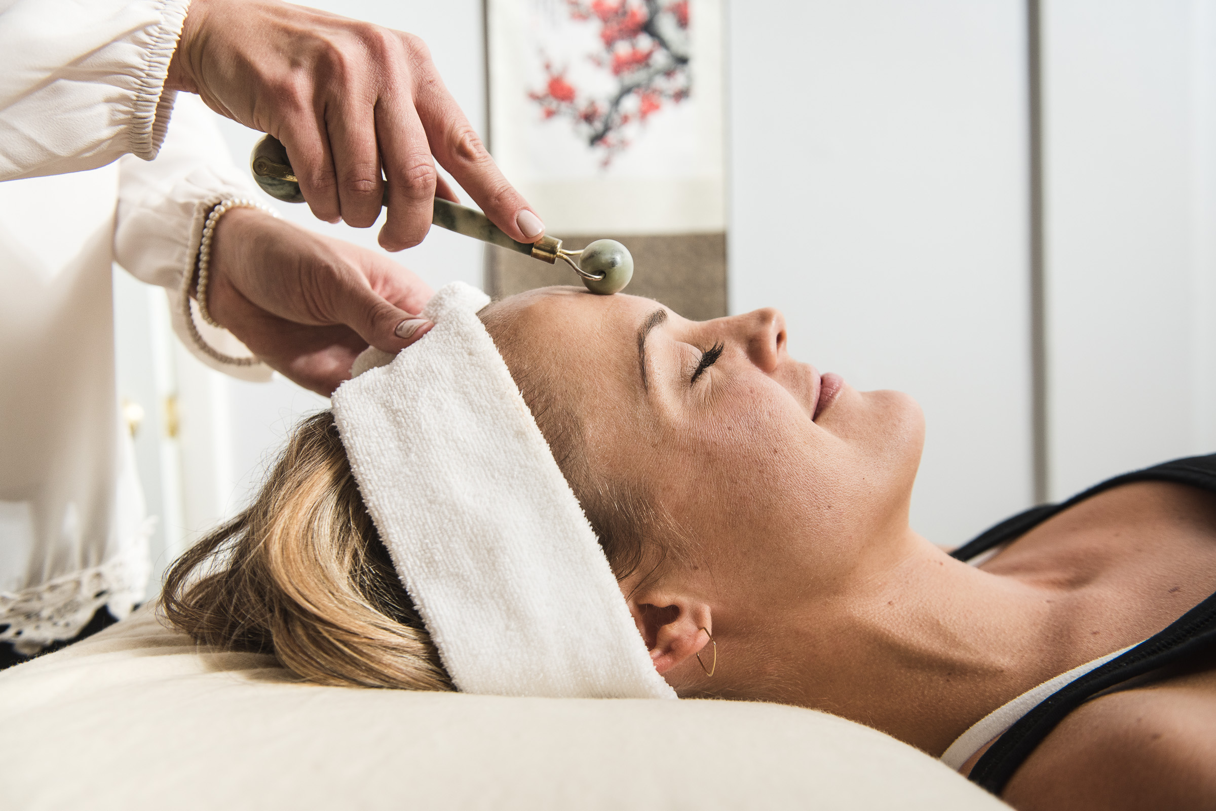Investment: - Ultimate Facial: Includes Celluma Light therapy & facial cupping: $110 (90mins)Package of 10 Ultimate Facial Treatments: $1000 (Save $100)Facial Rejuvenation: $95 (60mins)Package of 10 Basic Facial Rejuvenation Treatments: $900 (Save $50)Recommendation is 2 treatments per week for 5 weeks followed by monthly maintenance.