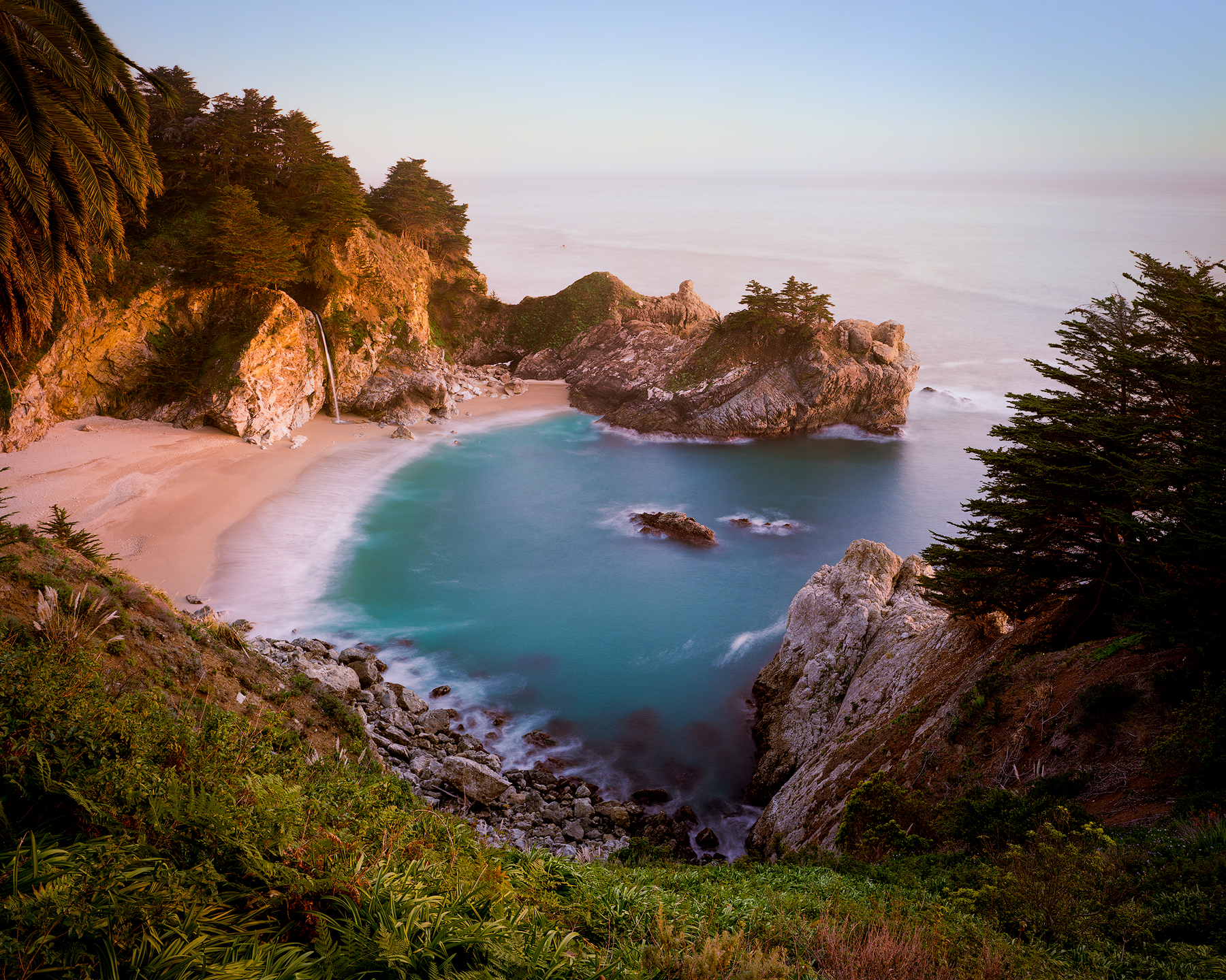 Daydreaming - McWay Falls, CA