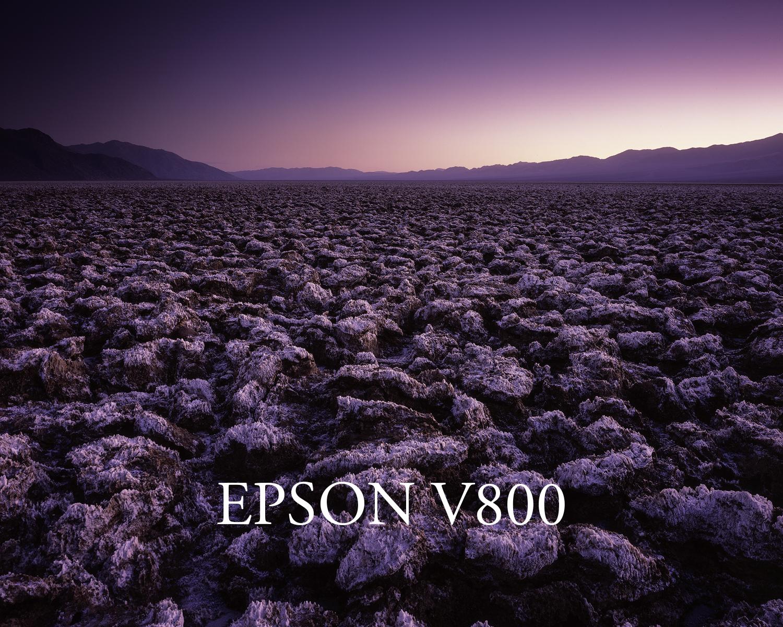 Fuji Provia 100F // Nikkor 90mm // Exposure: 5m @ f/32