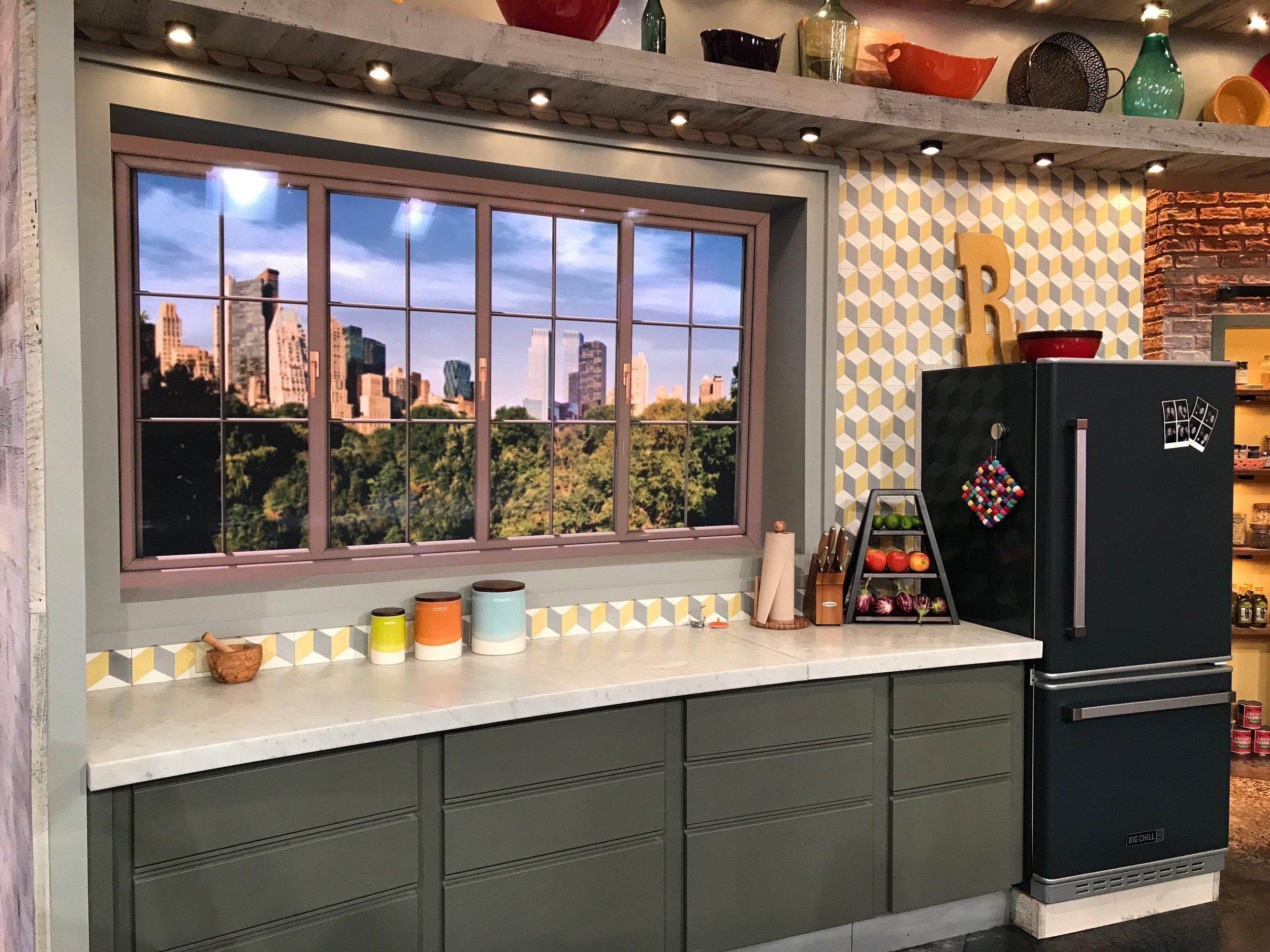 Rachael Ray Studio Kitchen — Anthony Carrino