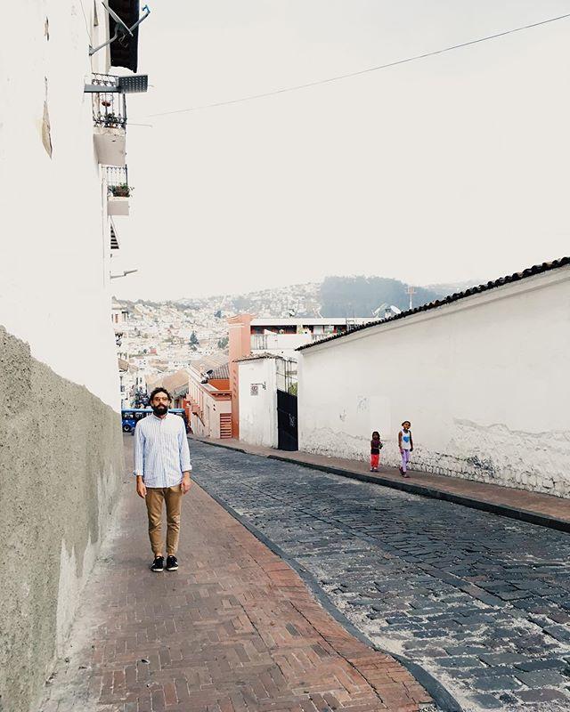 Tito en Quito.