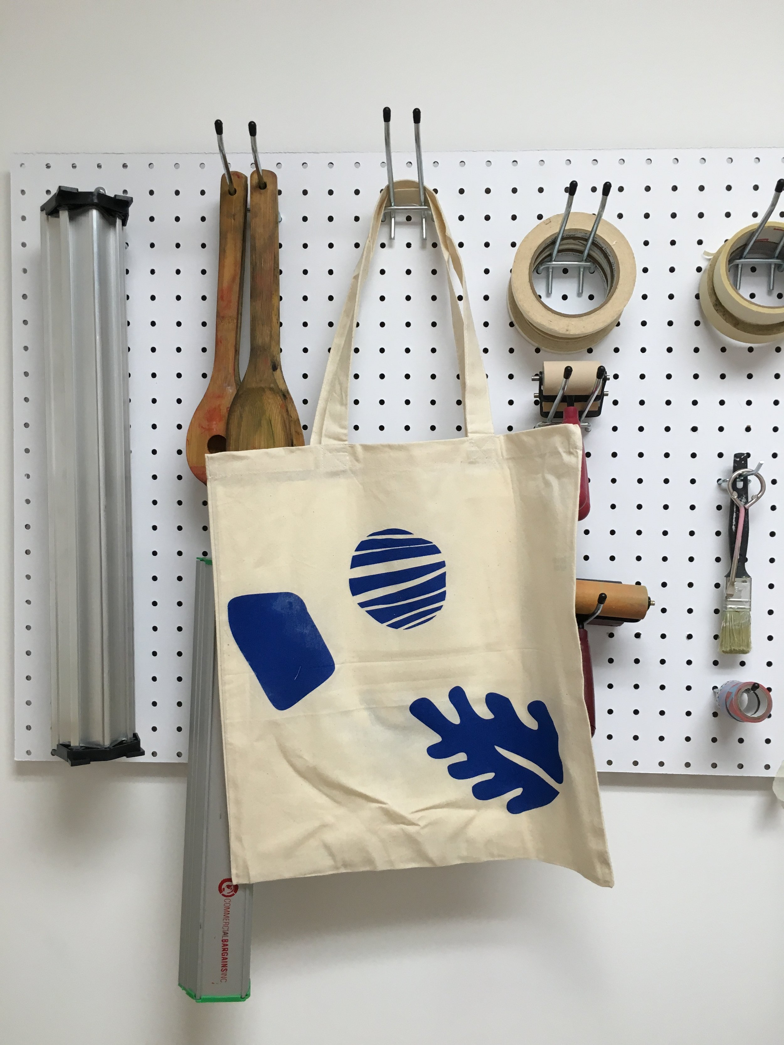 ANOTHER TOTE BAG FOR THE WORLD