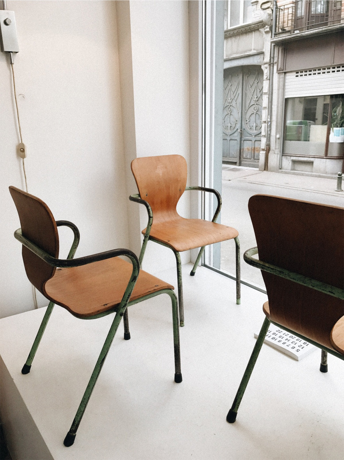 Chairs – Brussels