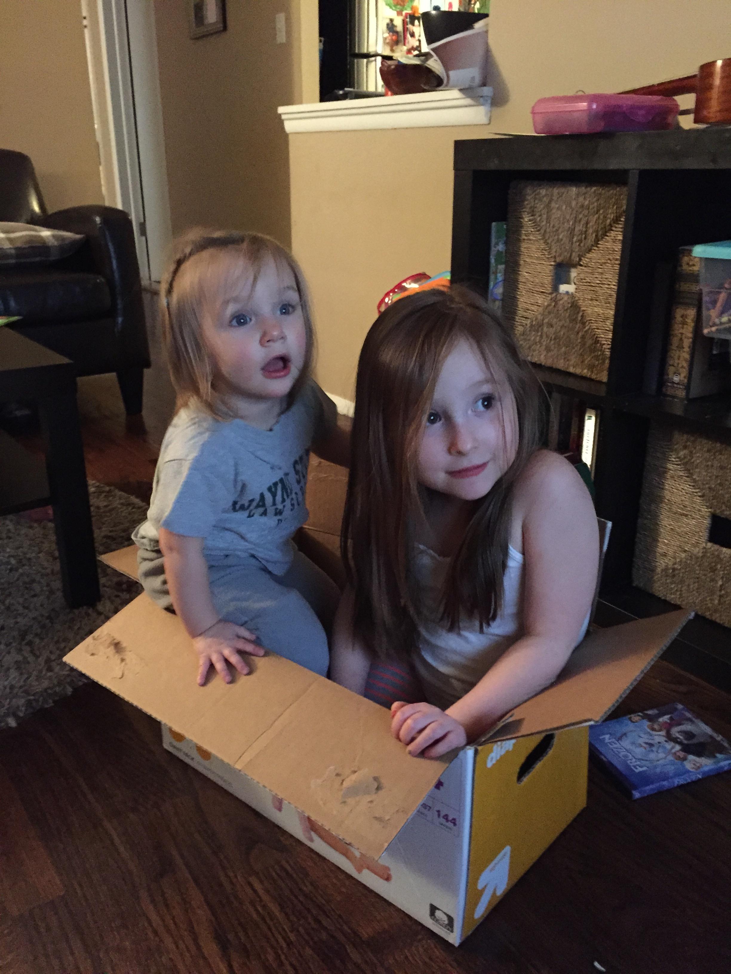 Kids in Box