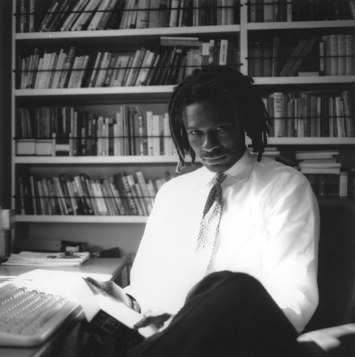 G.A. Elmer Griffin Ph.D.