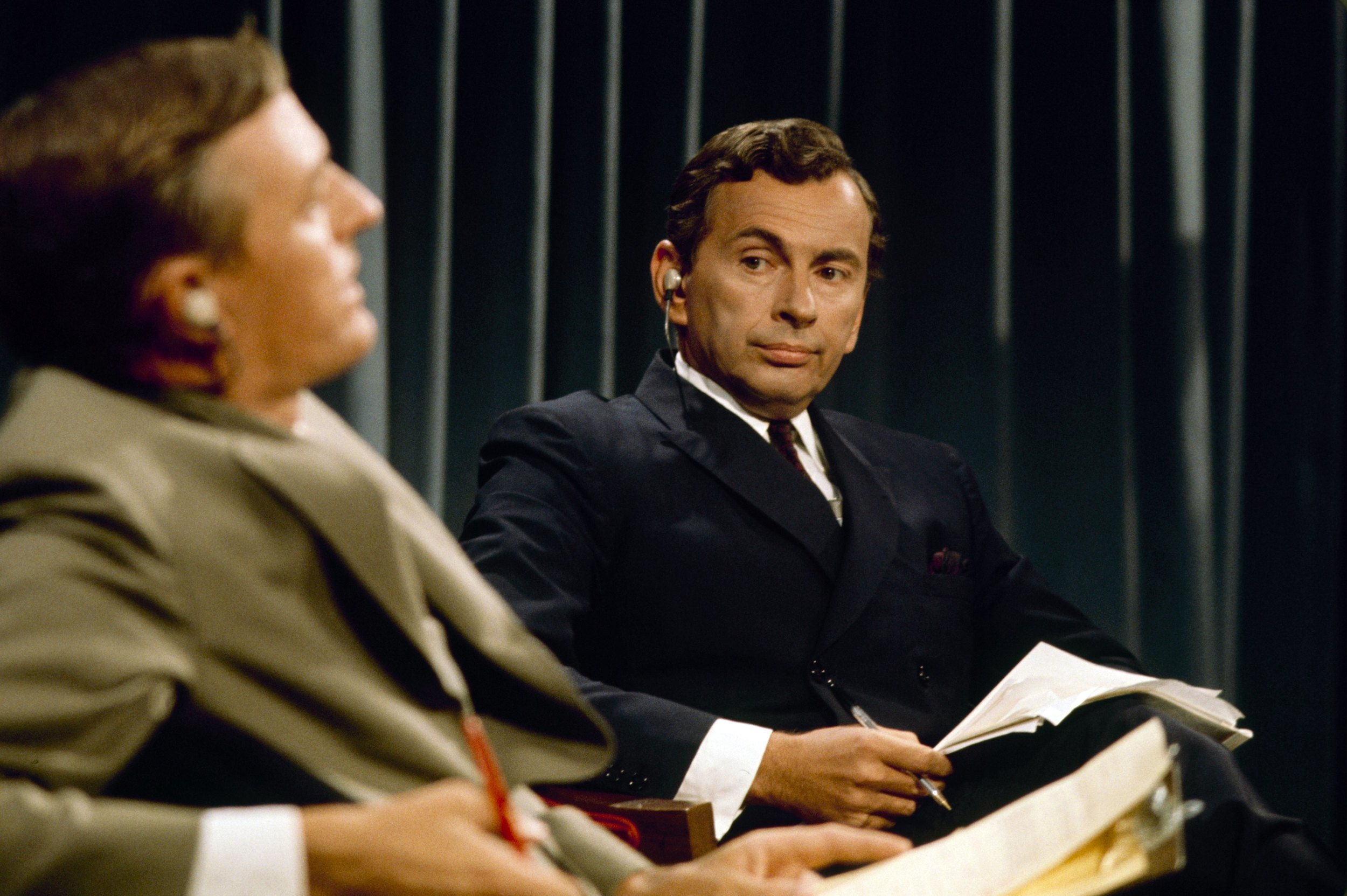 """The on-camera clashes between William F. Buckley Jr. and Gore Vidal are vividly and entertainingly recounted in this fascinating documentary.""   – Joe Leydon, Variety"