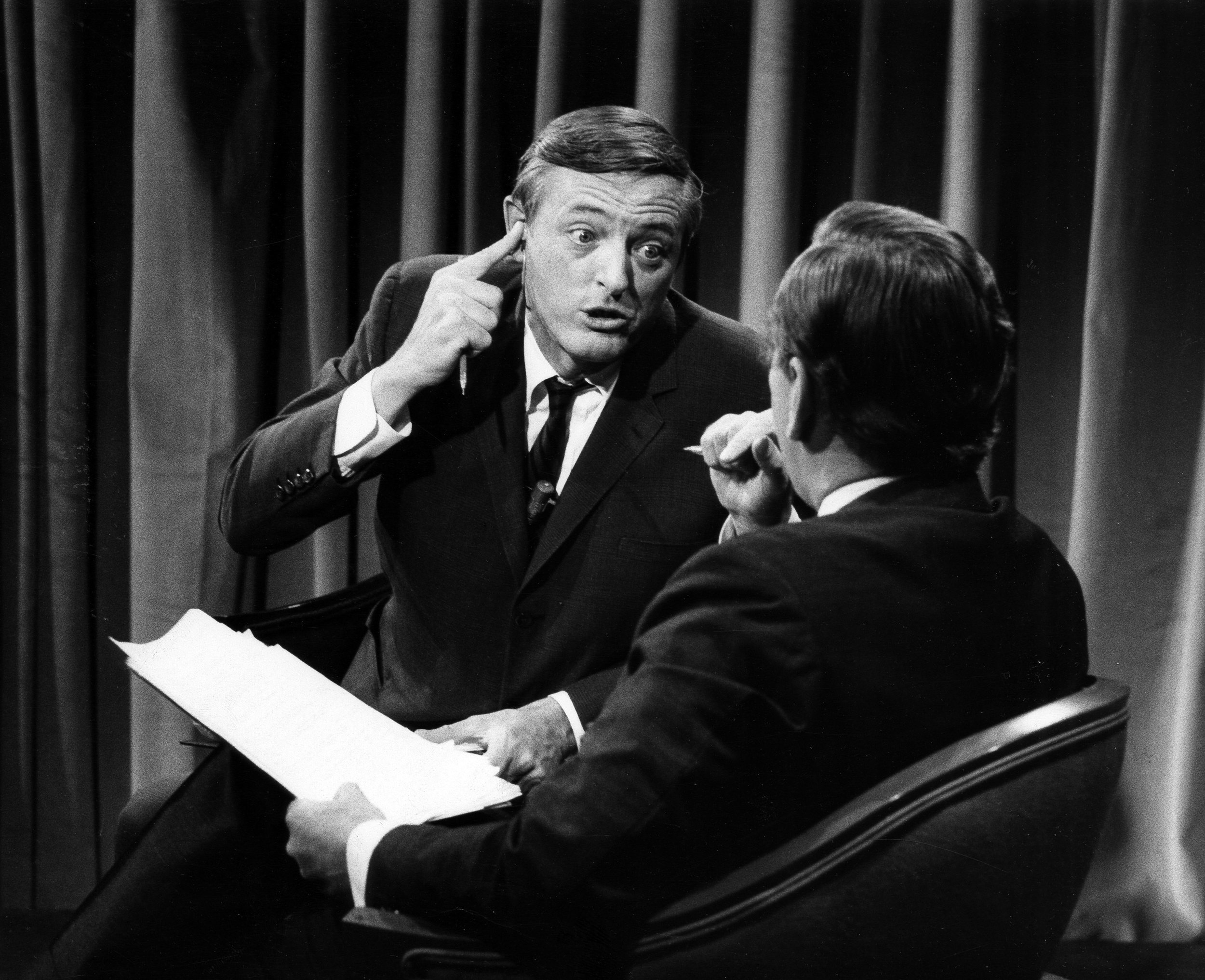Best of Enemies Directed by Morgan Neville & Robert Gordon  88 minutes | Documentary