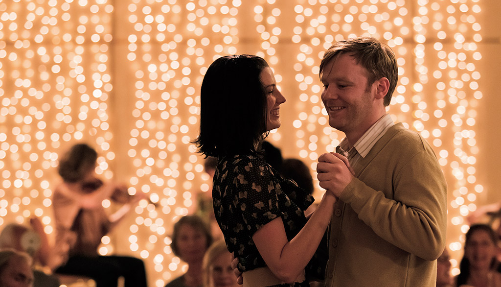 """""""A sweet little movie that will have you rooting for the leads and stay with you once they've moved on."""" –Doug Whelan,Irish Independent"""