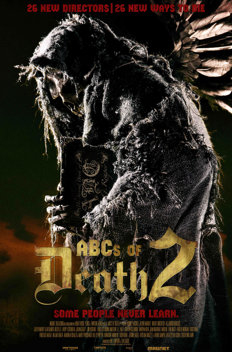 The ABCs of Death 2