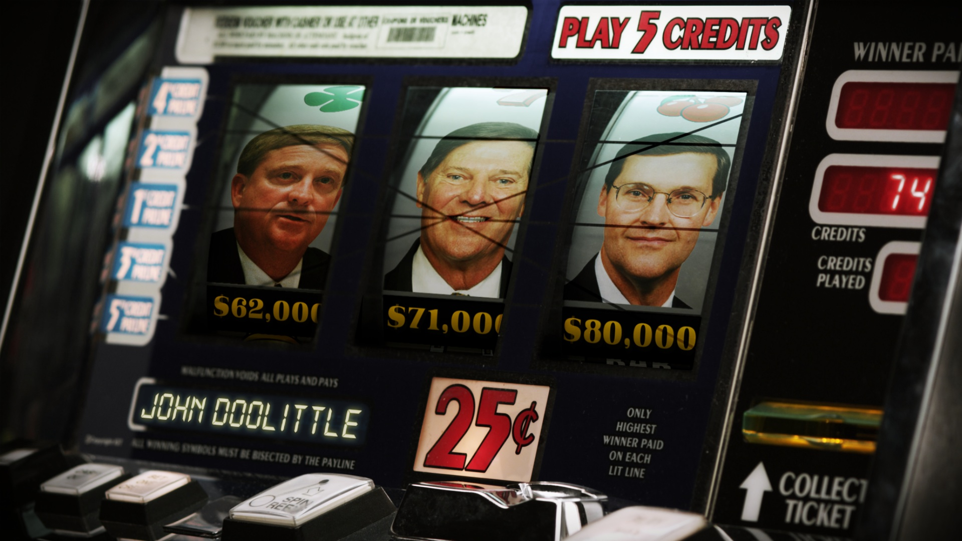 Casino Jack and the United States of Money Directed by Alex Gibney  60 minutes | Documentary
