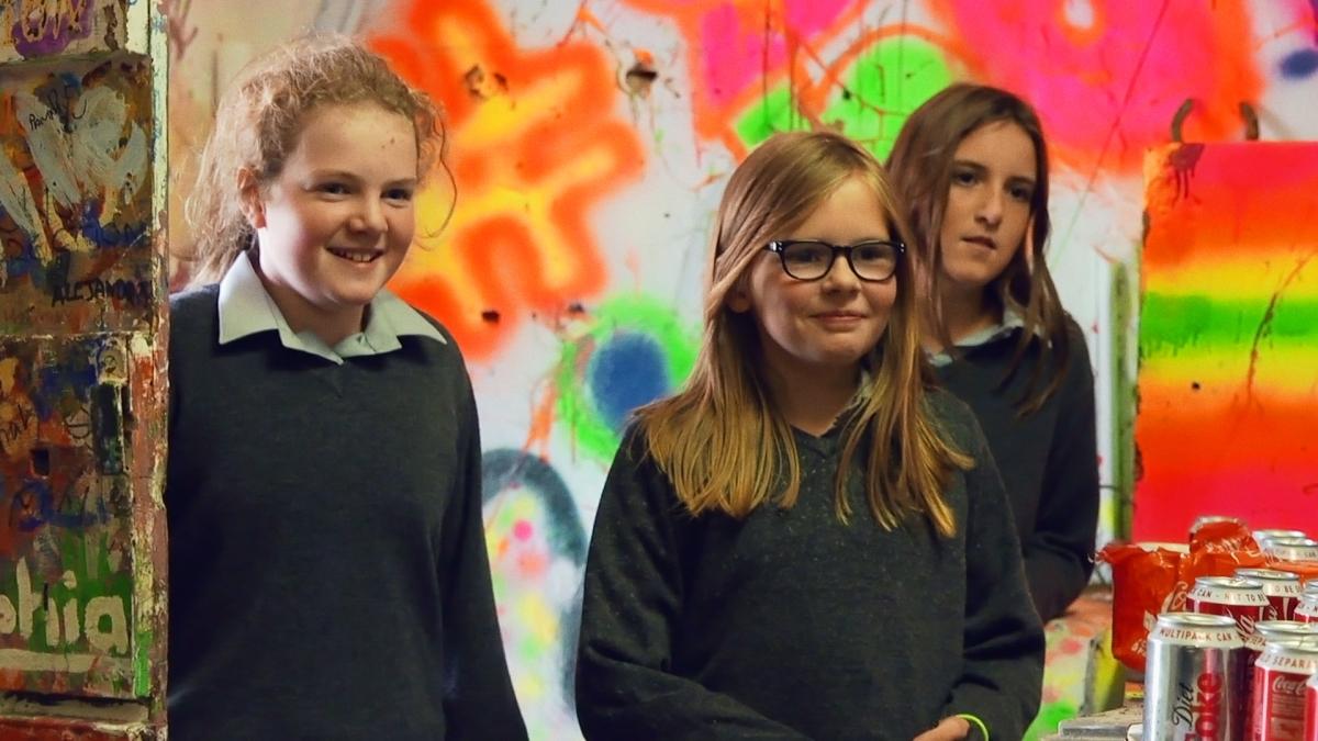 School Life Directed by Neasa Ní Chianáin & David Rane  100 minutes | Documentary