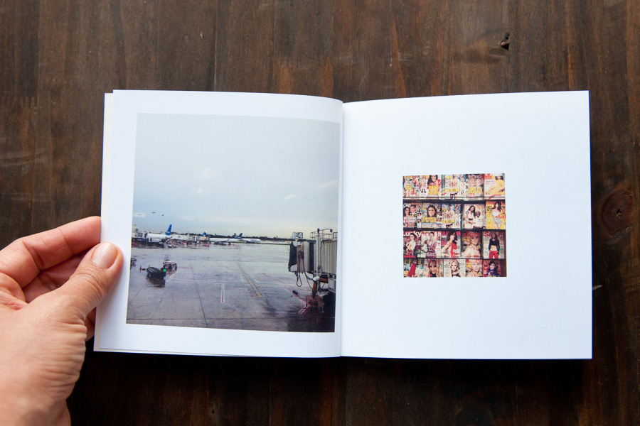Documenting girls weekend photos in an Artifact Uprising mini photo book  ==>> hellotracylarsen.com