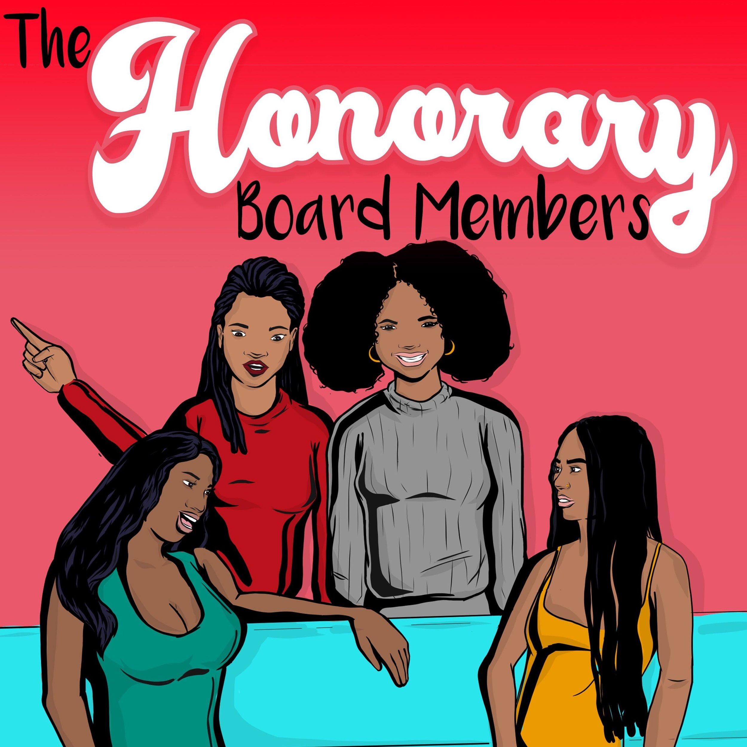The Honorary Board Members