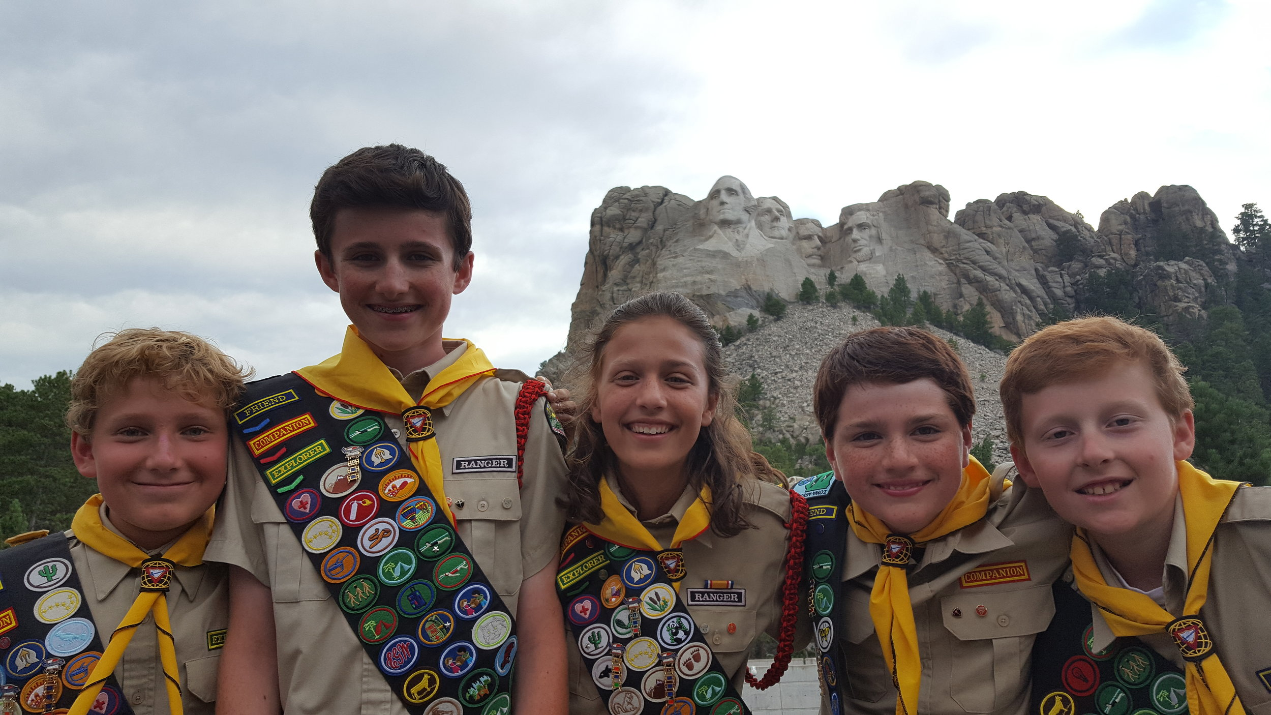 Mid-America Camporee 2017