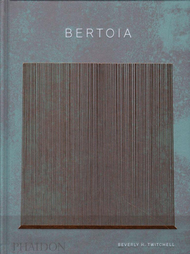 Bertoia: Metal Worker bookcover